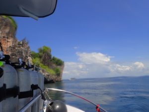 Sail away for your scuba diving day trip